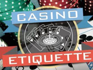 En översikt över Casino Etikett